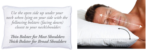 Neck Pain Relief Side-Lying & Sleeping