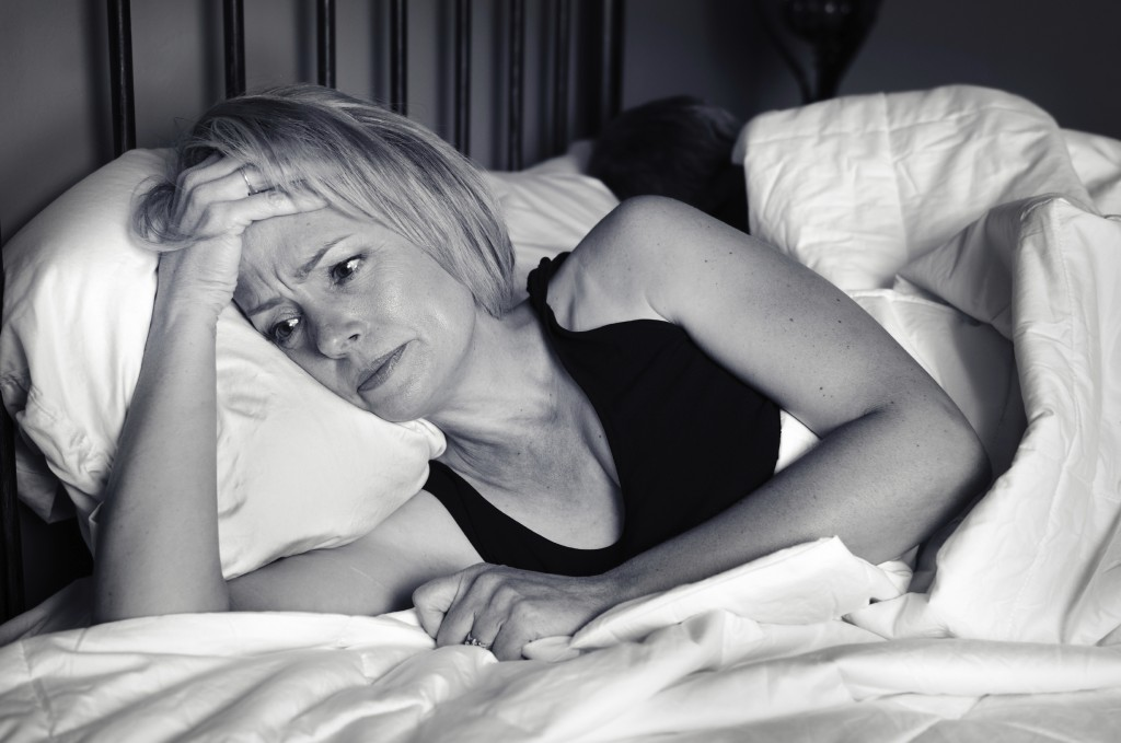 Insomnia and neck and shoulder pain
